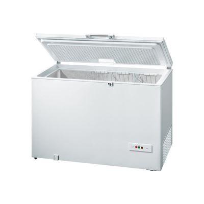 Bosch Serie 6 GCM34AW30 - congélateur - congélateur coffre - pose libre - blanc