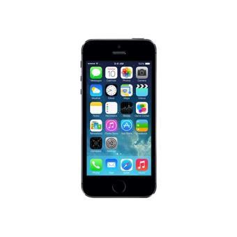 apple iphone 5s gris 4g lte 16 go gsm smartphone. Black Bedroom Furniture Sets. Home Design Ideas