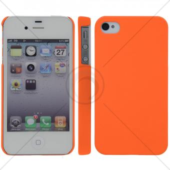 coque coby pour iphone4 4s orange achat prix fnac. Black Bedroom Furniture Sets. Home Design Ideas