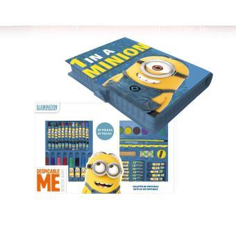 Mallette de coloriage maternelle les minions 53 pieces achat prix fnac - Mallette a dessin professionnel ...