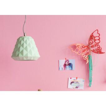 porte bijoux mural papillon rouge en m tal 11x4x8 5cm top prix fnac. Black Bedroom Furniture Sets. Home Design Ideas