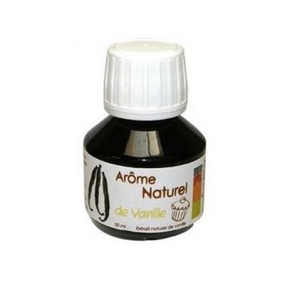Image du produit Arôme naturel de Vanille, ScrapCooking