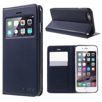 coque2mobile tui s view mercury avec coque en silicone incassable pour apple iphone 6 4 7 bleu. Black Bedroom Furniture Sets. Home Design Ideas