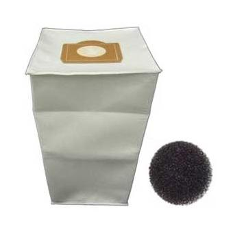 sac filtre axpir 12l compact smaller achat prix fnac. Black Bedroom Furniture Sets. Home Design Ideas