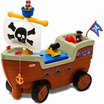 little tikes 622113m jouet de premier age porteur bateau pirate 2 en 1 achat prix fnac. Black Bedroom Furniture Sets. Home Design Ideas