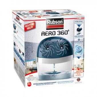 rubson absorbeur aero 360 stop 40 m deshumidficateur achat prix fnac. Black Bedroom Furniture Sets. Home Design Ideas