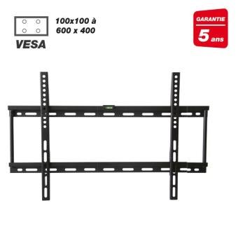 Support tv mural orientable et inclinable pour tv 35 101 - Support tv 107 cm orientable ...