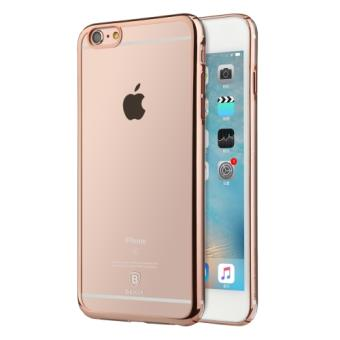 iphone 6 6s coque housse plastique rose electroplating achat prix fnac. Black Bedroom Furniture Sets. Home Design Ideas
