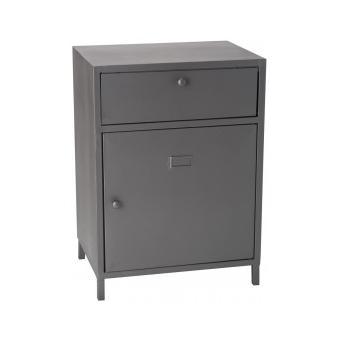la chaise longue commode loft 2 compartiments top prix fnac. Black Bedroom Furniture Sets. Home Design Ideas