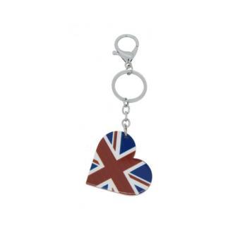 porte cl s bijou de sac coeur drapeau anglais union jack top prix fnac. Black Bedroom Furniture Sets. Home Design Ideas