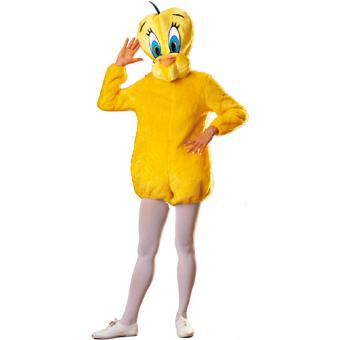 Déguisement Mascotte Titi (Tweety) Luxe Fnac.com