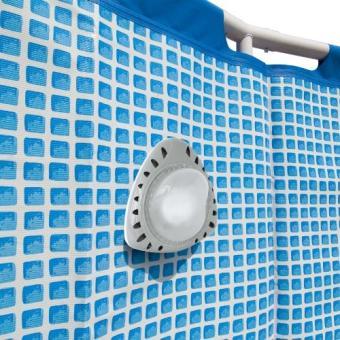 Intex 56688 accessoires piscines lumiere paroi piscine for Accessoires piscine intex