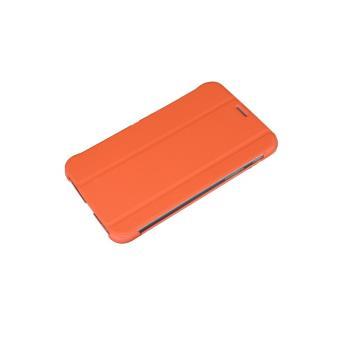 housse coque etui book cover samsung galaxy tab 3 7 0 lite orange achat prix fnac. Black Bedroom Furniture Sets. Home Design Ideas