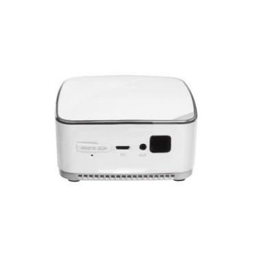 Mini video projecteur sans fil avec Wifi pour Home cinema/Presentation/Jeu Ce mini video projecteur est recommandé pour PPT ou d´affaires présentation, idéal pour les films de cinéma maison et jeu vidéo. Multiples options de ports d´entrée, connectivité é