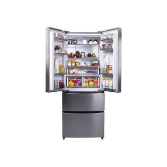 chauffage climatisation refrigerateur congelateur candy inox. Black Bedroom Furniture Sets. Home Design Ideas