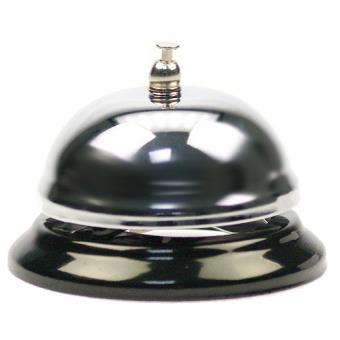 sonnette de table comptoir clochette r ception hotel achat prix fnac. Black Bedroom Furniture Sets. Home Design Ideas