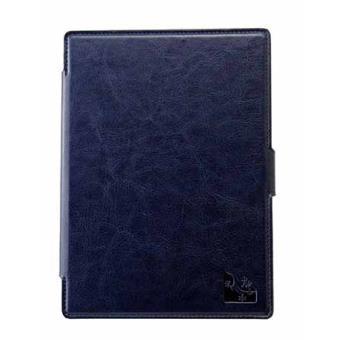 La housse etui gecko covers 39 slimfit blue 39 pour la kobo for Housse kobo aura