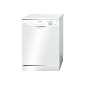 bosch sms40d12eu lave vaisselle pose libre 60 cm blanc achat prix fnac. Black Bedroom Furniture Sets. Home Design Ideas