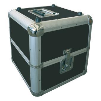 kool sound alu lp 50 valise de rangement pour lp noir top prix fnac