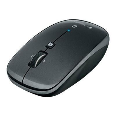 La souris M557 offre une longévité des piles exceptionnelle pour une souris Bluetooth. Connectez votre souris à tous vos dispositifs (PC, Mac ou tablette Windows 8) disposant d´une connexion Bluetooth . Aucun récepteur n´est nécessaire.Les boutons personn