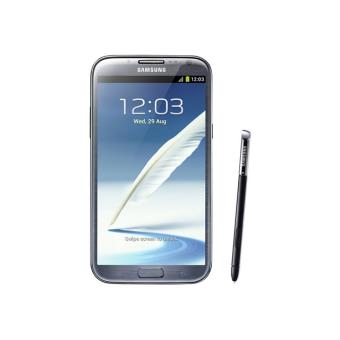 mp Samsung Galaxy Note II gris titan G LTE  Go GSM smartphone Android w