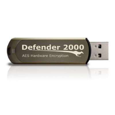 Clé USB Cryptée -Kanguru Defender 2000avec les certificationsBSI/CC EAL2 En Cours, FIPS 140-2 Level 3 En Cours.La Clé USB encryptéeDefender 2000est la plus en pointe du marché, alliant simplicité, portabilité, une encryption puissante à la pointe de la te