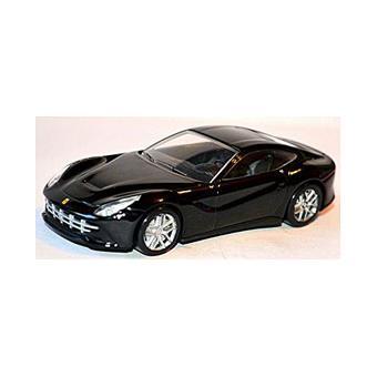 voiture hot wheels ferrari f12 berlinetta noire 1 43 achat prix fnac. Black Bedroom Furniture Sets. Home Design Ideas