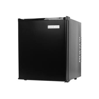 klarstein mks 10 frigo de bar minibar silencieux de 24l r frig rateur ultra compact noir. Black Bedroom Furniture Sets. Home Design Ideas