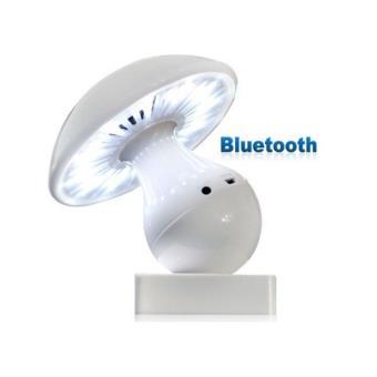 lampe enceinte bluetooth champignon blanc achat prix fnac. Black Bedroom Furniture Sets. Home Design Ideas
