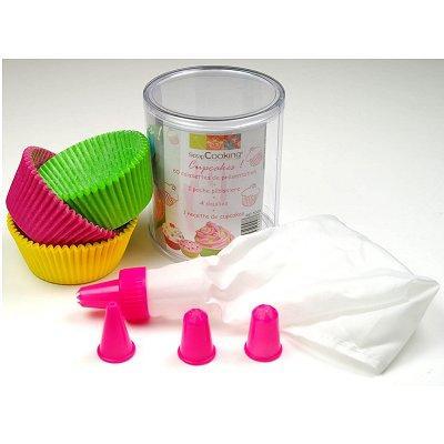 Image du produit ScrapCooking® - Kit pour fabrication de cupcakes