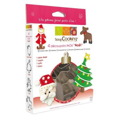 Image du produit Découpe-parts Noël