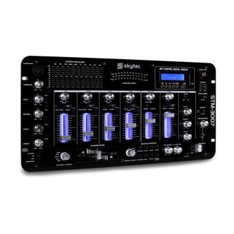 Skytec stm 3007 table de mixage 6 pistes dj usb sd bt mp3 for Table de mixage yamaha 6 pistes
