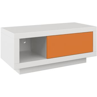 varic m blanc clapet orange achat prix fnac. Black Bedroom Furniture Sets. Home Design Ideas
