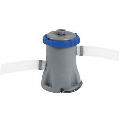 Pompe Avec Filtre À Cartouche Bestway Pompe Filtrante 1200l/h 80570 - Taille : Unique pour 45€