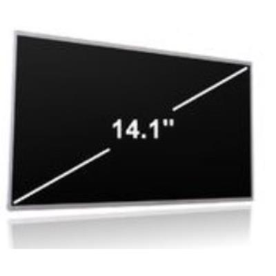 MicroScreen 14.1, LCD WXGA. Type Écran, Compatibilité LP141WX1 (TL)(E3), Taille de lécran 35,81 cm (14.1) Caractéristiques - Type Écran - Compatibilité LP141WX1 (TL)(E3) - Taille de lécran 35,81 cm (14.1) - Résolution de lécran 1280 x 800 pixels - Quantit