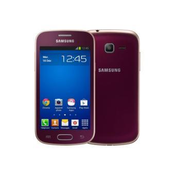 mp SAMSUNG Galaxy Trend Lite rouge w