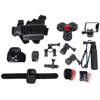GoPro HERO4 /3+ /3 Combot Kit 15 en 1