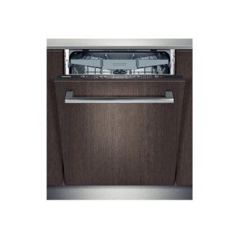 lave vaisselle tout int grable siemens sn65d070eu achat prix fnac. Black Bedroom Furniture Sets. Home Design Ideas