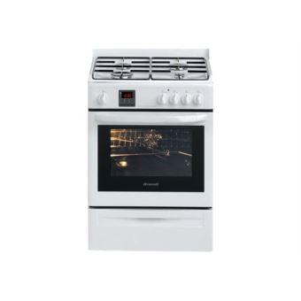 Brandt kmp1015w cuisini re mixte achat prix fnac - Electromenager financement maison ...