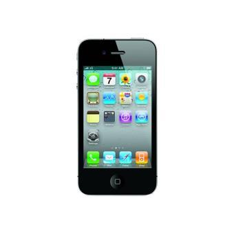 apple iphone 4 noir 3g 16 go gsm smartphone achat prix fnac. Black Bedroom Furniture Sets. Home Design Ideas