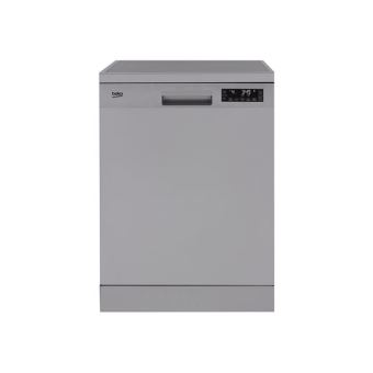 beko dfn38520s lave vaisselle pose libre argent e achat prix fnac. Black Bedroom Furniture Sets. Home Design Ideas