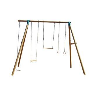 soulet portique balan oire bois galdar achat prix fnac. Black Bedroom Furniture Sets. Home Design Ideas
