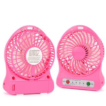 mini ventilateur de poche refroidisseur rechargeable usb rose achat prix fnac. Black Bedroom Furniture Sets. Home Design Ideas