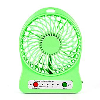mini ventilateur de poche refroidisseur rechargeable usb vert achat prix fnac. Black Bedroom Furniture Sets. Home Design Ideas
