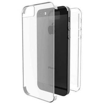 iphone 5 5s coque int grale invisible achat prix fnac. Black Bedroom Furniture Sets. Home Design Ideas
