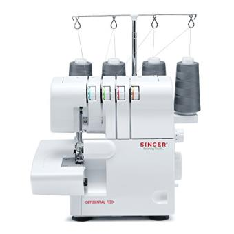 Singer 14sh654 overlock machine coudre achat prix fnac for Machine a coudre fnac