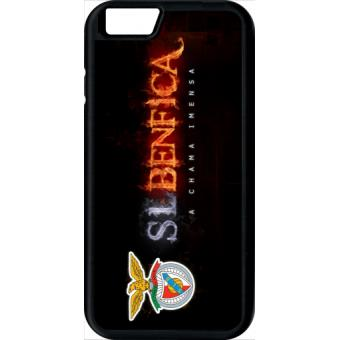 coque apple iphone 6 slb benfica preto achat prix fnac. Black Bedroom Furniture Sets. Home Design Ideas