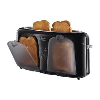 Russell hobbs 19990 56 easy toaster grille pain achat prix fnac - Grille pain russel hobbs ...