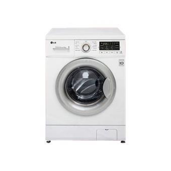 lg 6 motion direct drive f84731wh machine laver chargement frontal pose libre blanc. Black Bedroom Furniture Sets. Home Design Ideas