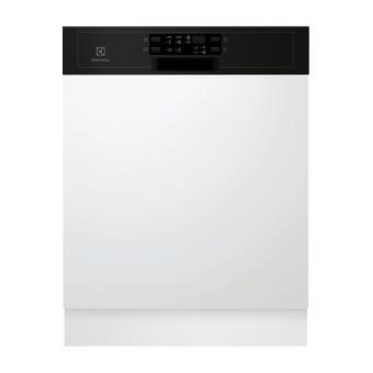 lave vaisselle encastrable electrolux esi5517lok noir. Black Bedroom Furniture Sets. Home Design Ideas